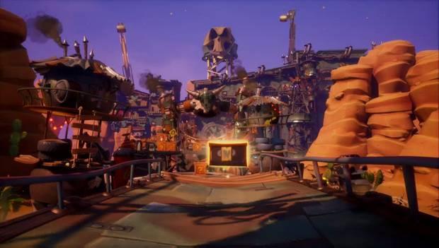 Crash Bandicoot 4: ya era hora: salta las cintas al pasado