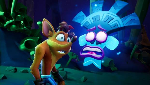 Crash Bandicoot 4: ya era hora - Crash y Lani-Loli