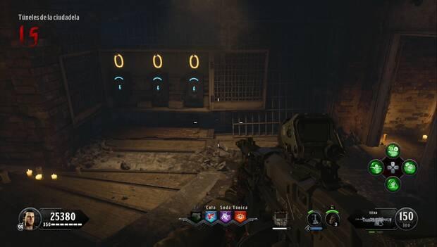 Call of Duty Black Ops 4 Zombies - La sangre de los condenados: activa los botones