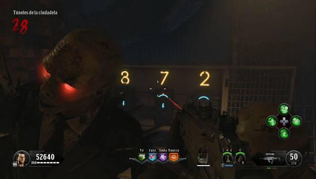 Call of Duty Black Ops 4 Zombies - La sangre de los condenados: segunda combinación