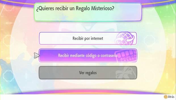 Pokémon Let's Go - Regalo misterioso