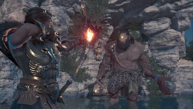 Assassin's Creed Odyssey - Historias perdidas: El portador del rayo (Estéropes 2)