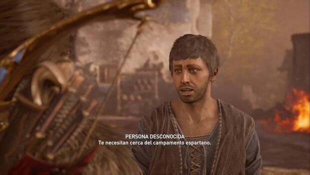 Assassin's Creed Odyssey DLC - Vengan los jinetes: alguien nos necesita