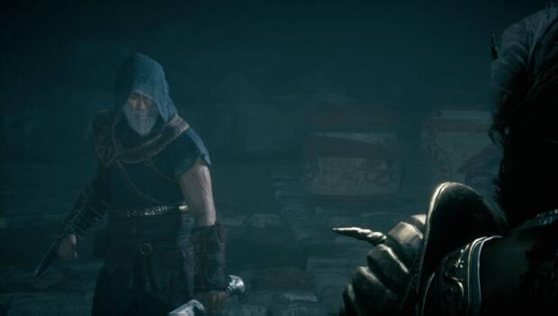 Assassin's Creed Odyssey DLC - Sombra de una leyenda: atacante misterioso