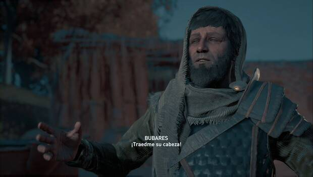 Assassin's Creed Odyssey DLC - El Reclutador expuesto: Bubares el Conspirador