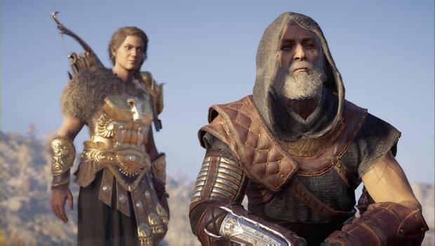 Assassin's Creed Odyssey DLC - El Reclutador expuesto: Darío