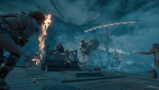 Assassin's Creed Odyssey DLC - El mal misterioso: hunde los barcos