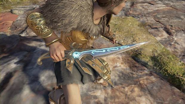 Assassin's Creed Odyssey DLC - Daga del príncipe de Persia