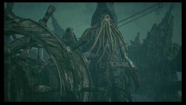 Kingdom Hearts 3 - El Caribe: Davy Jones a bordo del Holandés Errante