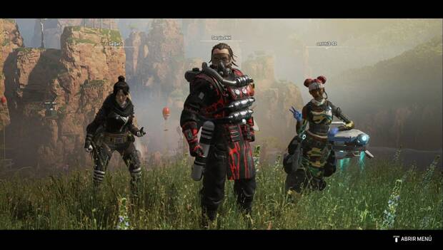 Apex Legends - Equipo