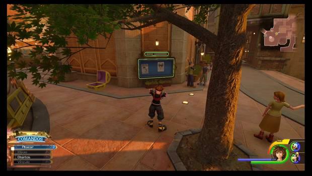 Kingdom Hearts 3 - Juegos del Reino Clásico: Villa Crepúsculo
