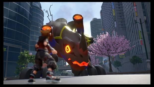 Kingdom Hearts 3 - San Fransokyo: Jefe Catastrocoro