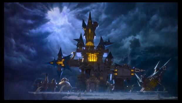 Kingdom Hearts 3 - El Castillo del Olvido