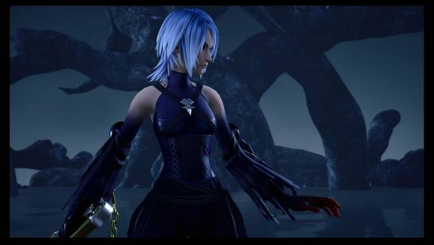 Kingdom Hearts 3 - Antiaqua