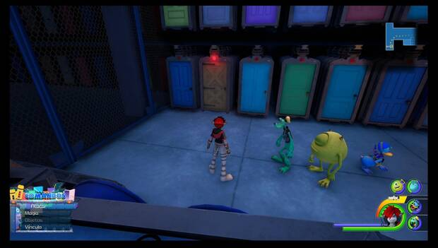 Kingdom Hearts 3 - Puerta al Flan de plátano