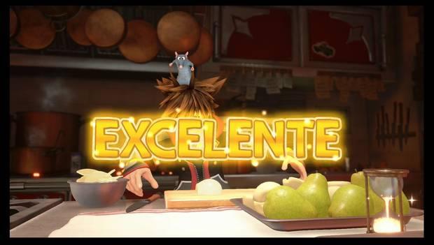 Kingdom Hearts 3 - Excelente en la cocina