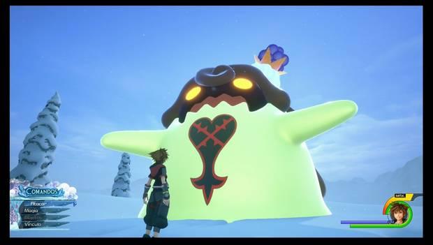 Kingdom Hearts 3 - Flan de uva