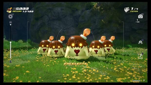 Kingdom Hearts 3 - Flanes de naranja