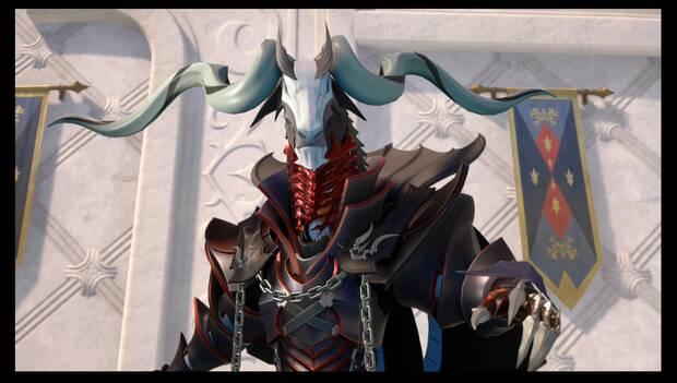 Kingdom Hearts 3 - Xehanort blindado