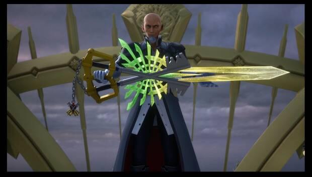 Kingdom Hearts 3 - Maestro Xehanort