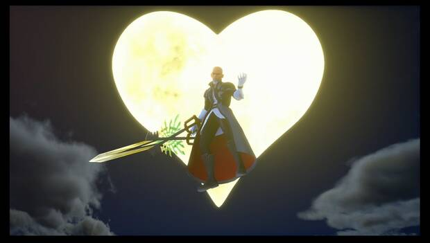 Kingdom Hearts 3 - El Maestro Xehanort invoca a Kingdom Hearts