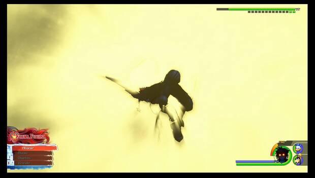 Kingdom Hearts 3 - Sora en la Forma furiosa