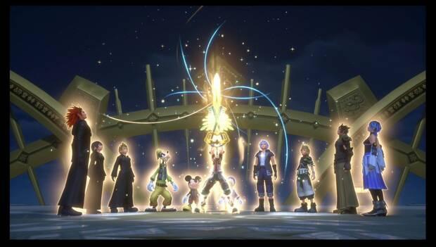 Kingdom Hearts 3 - Los custodios de la luz