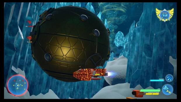 Kingdom Hearts 3 - Nave gumi: esferas de tesoros