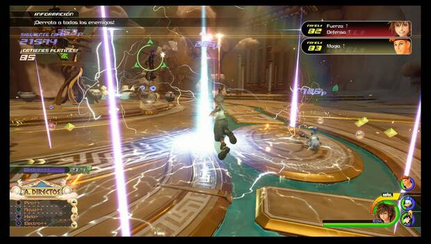 Kingdom Hearts 3 - Electro++