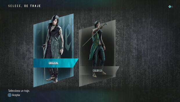 Devil May Cry 5 - V Color EX