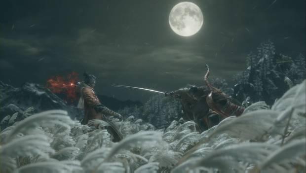 Sekiro Shadows Die Twice - Embalse de Ashina: el Lobo pierde el brazo