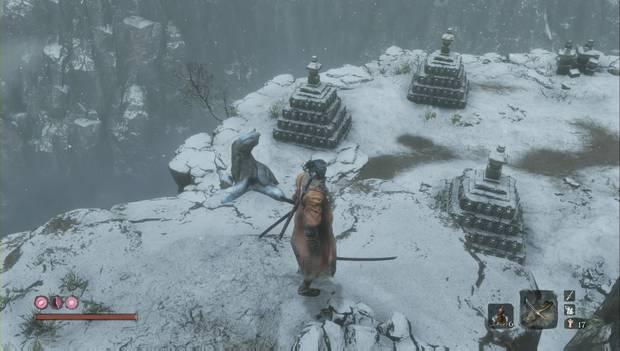 Sekiro - Templo de Senpo: Cuentas de oración ocultas