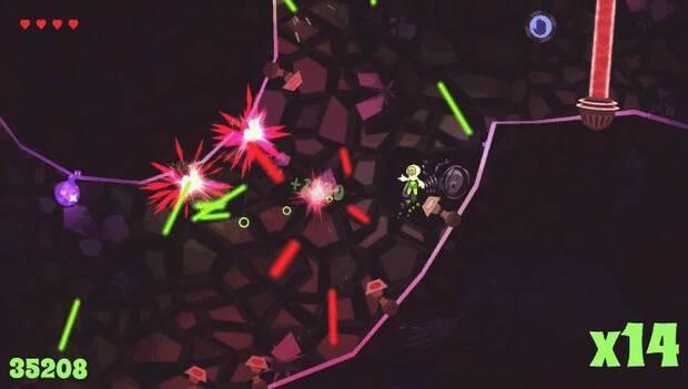Laser Disco Defenders Imagen 1