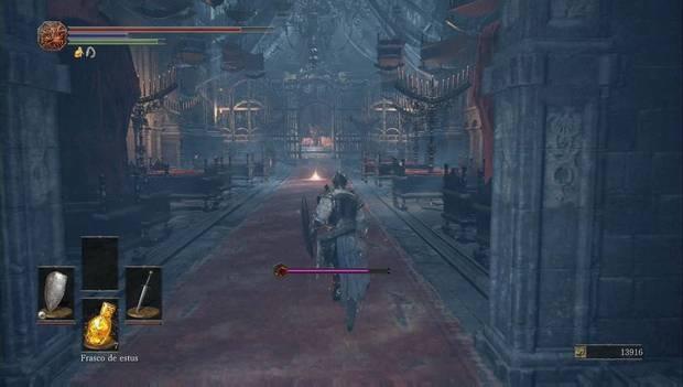 Dark Souls III - Catedral de la Oscuridad: Aposentos de Rosaria