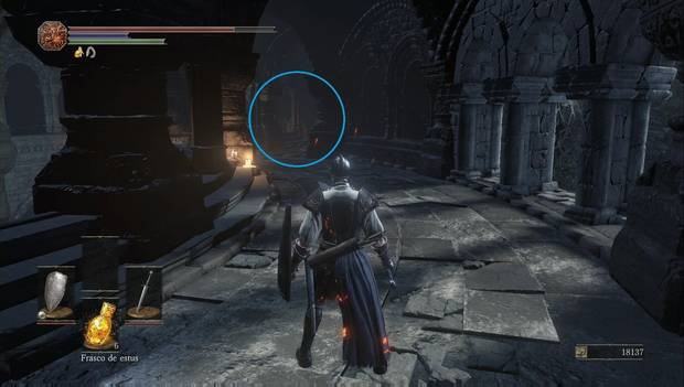 Dark Souls III - Catedral de la Oscuridad: Patches está a la vuelta de la esquina