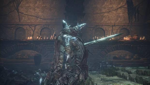 Dark Souls III - Torreón de Farrón: los Vigilantes del Abismo