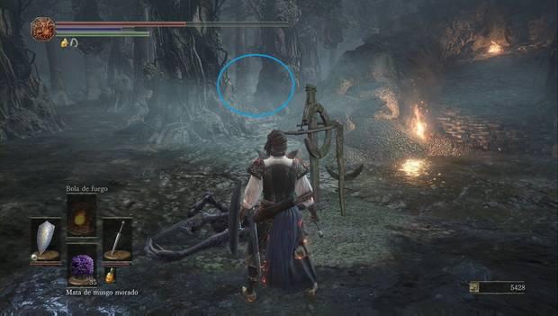 Dark Souls III - Torreón de Farron: dirección a seguir para encontrar la torre del pantano