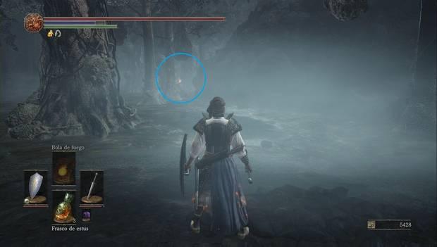 Dark Souls III - Torreón de Farron: dirección a seguir para poder avanzar por el pantano