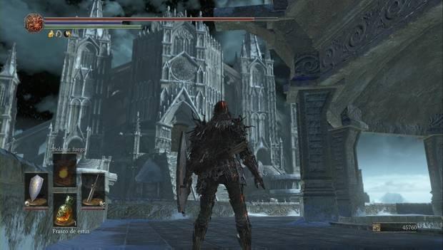 Dark Souls III - Irithyll del Valle Boreal: Anor Londo