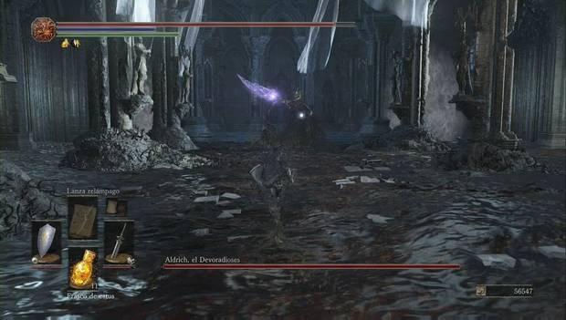 Dark Souls 3 - Anor Londo: Aldrich, el devoradioses