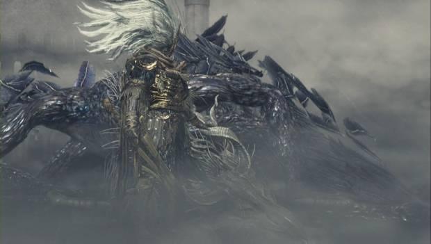 Dark Souls 3 - Pico del Archidragón: el Rey Sin Nombre y el Rey de la Tormenta