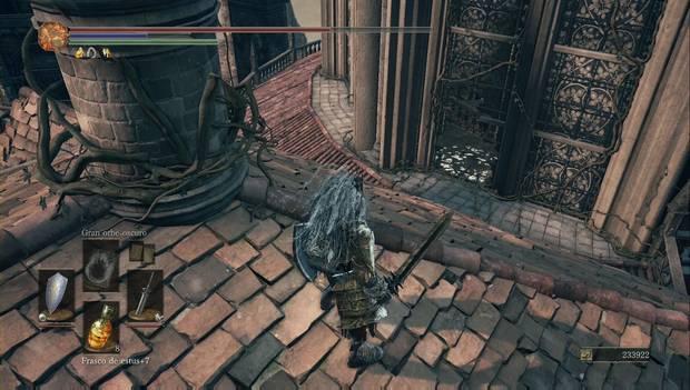 Dark Souls 3 - Gran Archivo: acceso de vuelta a la biblioteca