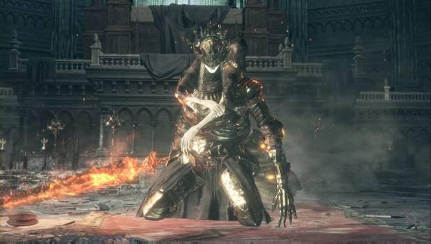 Dark Souls 3 - Gran archivo: Lothric, joven príncipe