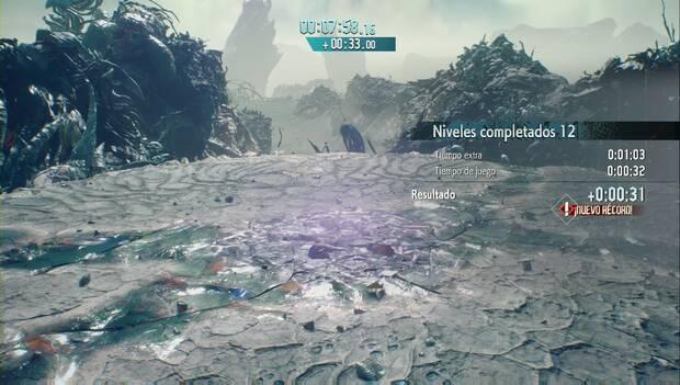 Devil May Cry 5 - Palacio Sangriento: bonificaciones de tiempo