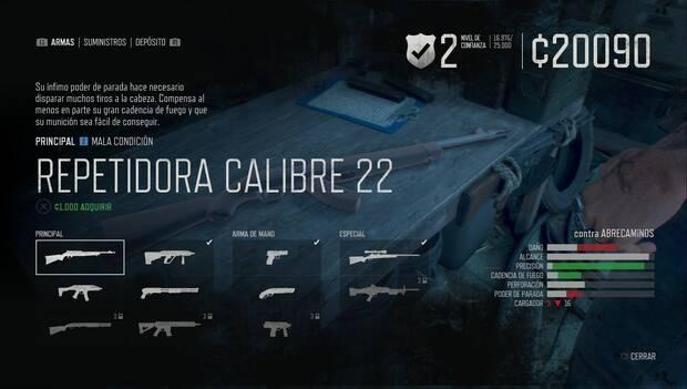 Days Gone - Repetidora calibre .22