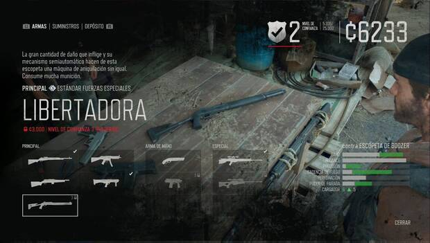 Days Gone - Libertadora
