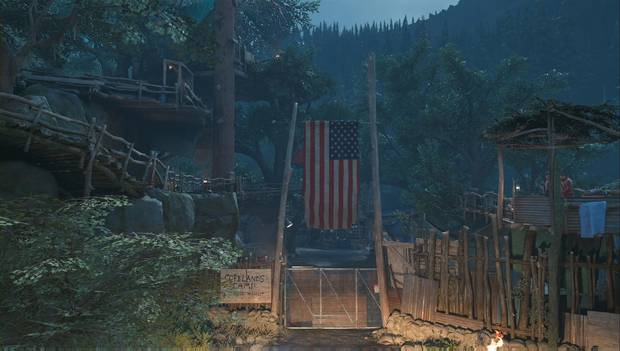 Days Gone - Campamento de Copeland
