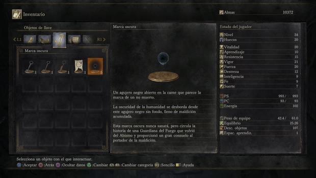 Dark Souls III - Asentamiento de no muertos: Marca oscura x5