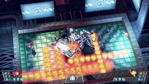 Super Bomberman R Imagen 1
