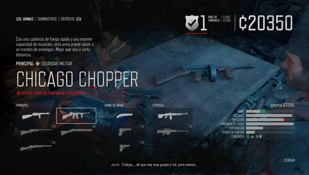 Days Gone - Chicago Chopper